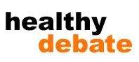 HealthyDebate.ca logo