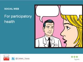 Participatory medicine