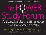 Poster for the Power Study Forum