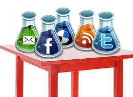 social media laboratory