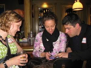 #hcsmca-ers Madonna Gallo, Karen Born and Carlos Rizo