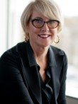 headshot of Linda Piazza, Senior Director, Education and Training