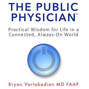 Book cover of The Public Physician