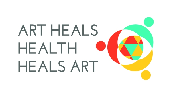 Art Heals Health Health Heals Art logo