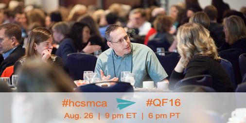 #hcsmca and QF16