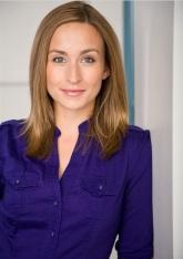 Headshot of Kira Tozer