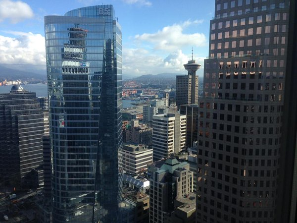city scape of Vancouver