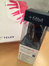 Fitbit from Telus