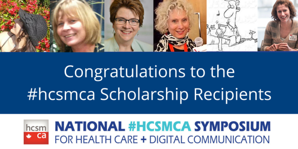 #hcsmca Scholarship Recipients